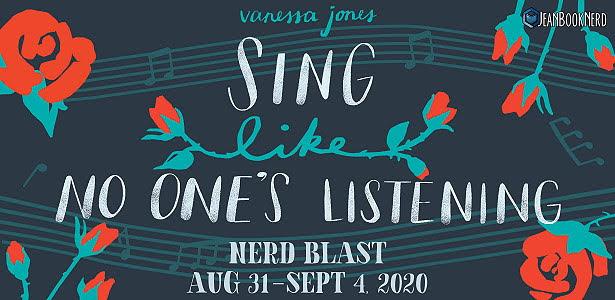 Sing Like No One's Listening, Vanessa Jones, Flowers, Plants, Music,