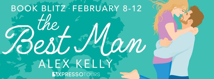 The Best Man, Green, Kiss, Hug, Man, Woman, Romance, Alex Kelly