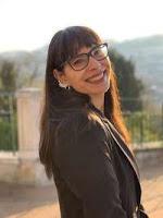 Diana Pinguicha, Glasses, Outside, Author, Photograph
