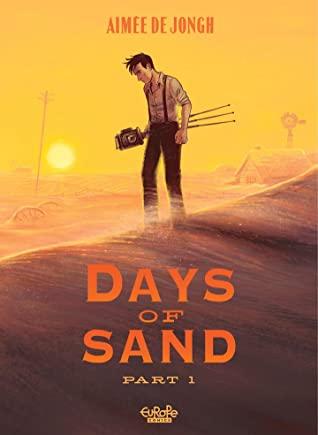 Days of Sand, Boy, Camera, America, Graphic Novels, Historical Fiction, Sun